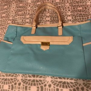 Nicole Miller large tote